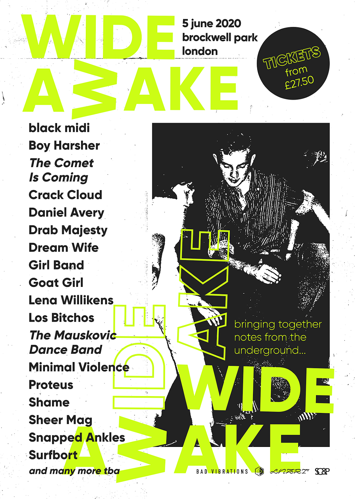Wide Awake Festival announce first wave of acts, including Shame, Girl Band and Dream Wife