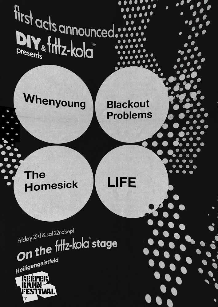 Whenyoung, LIFE and more to play DIY x fritz-kola stage at Reeperbahn Festival
