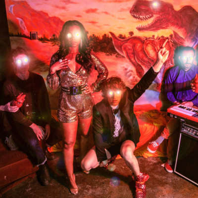!!! (Chk Chk Chk) announce new album 'Wallop', share new track 'Serbian Drums'