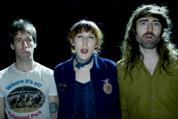 A Place To Bury Strangers share a new video for 'There's Only One Of Us'