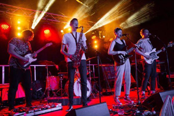 ALASKALASKA announce UK shows, share video for 'Sweat'