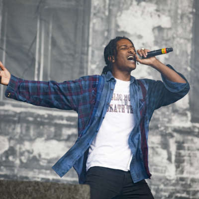 A$AP Rocky brings overblown spectacle to Reading Festival
