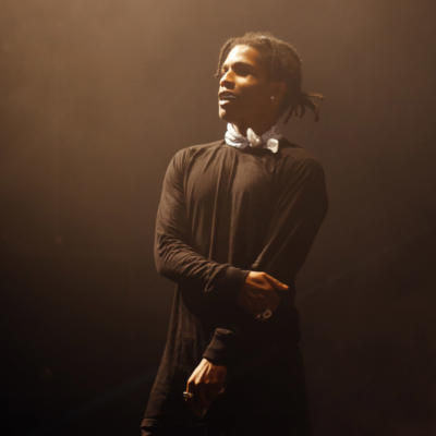 A$AP Rocky shares video for 'Jukebox Joints'