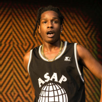 A$AP Rocky performs 'Electric Body' in Maida Vale session