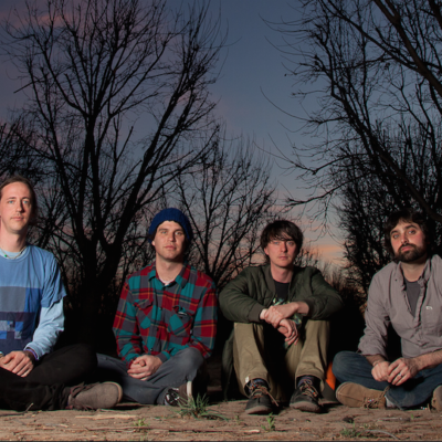 Animal Collective have been streaming a new album in Baltimore-Washington airport