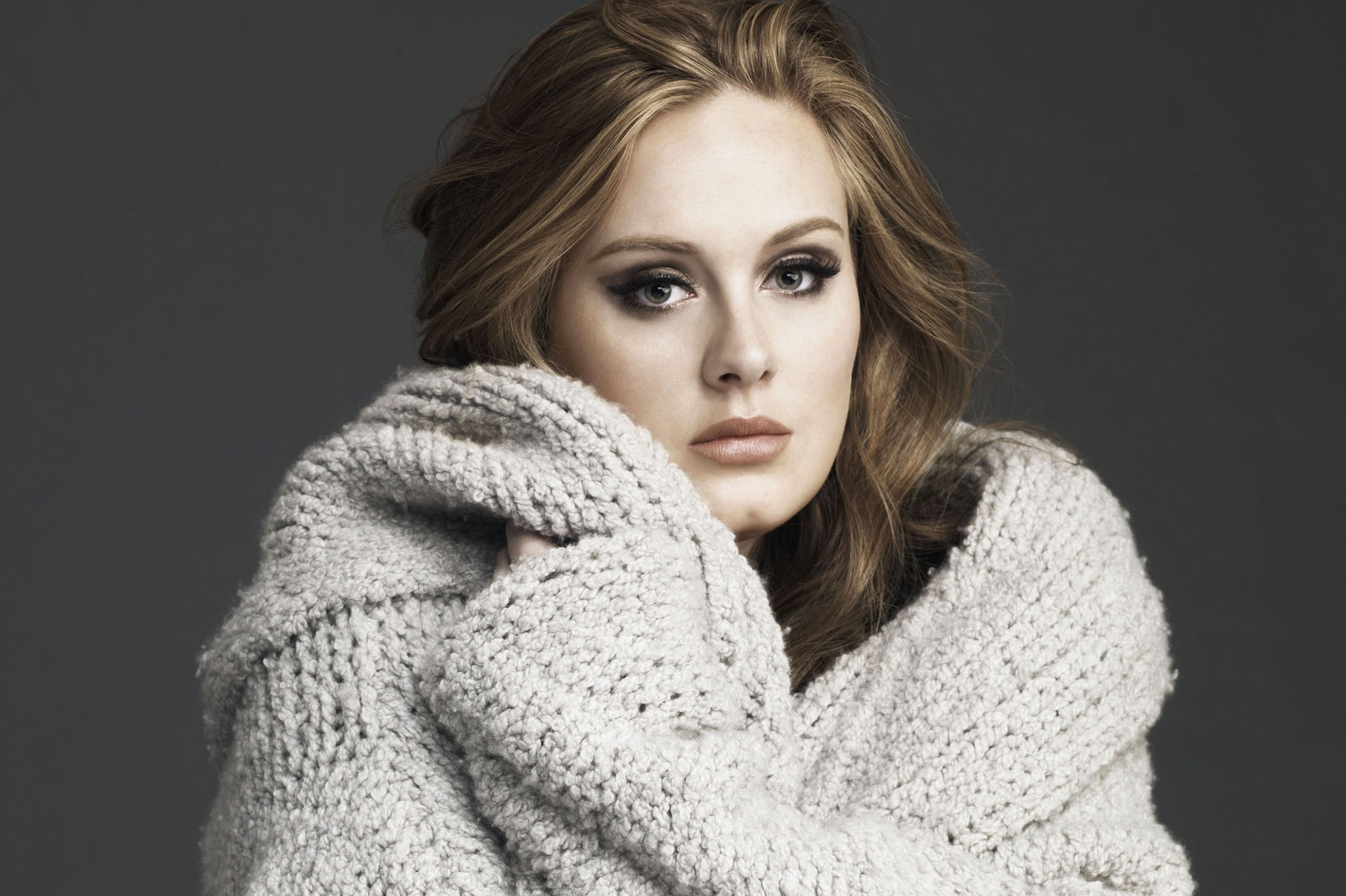 Adele teased a new song during this weekend's X Factor