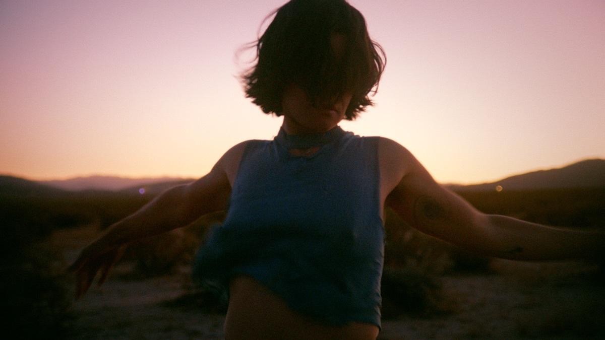 Adrianne Lenker releases 'forwards beckon rebound' video