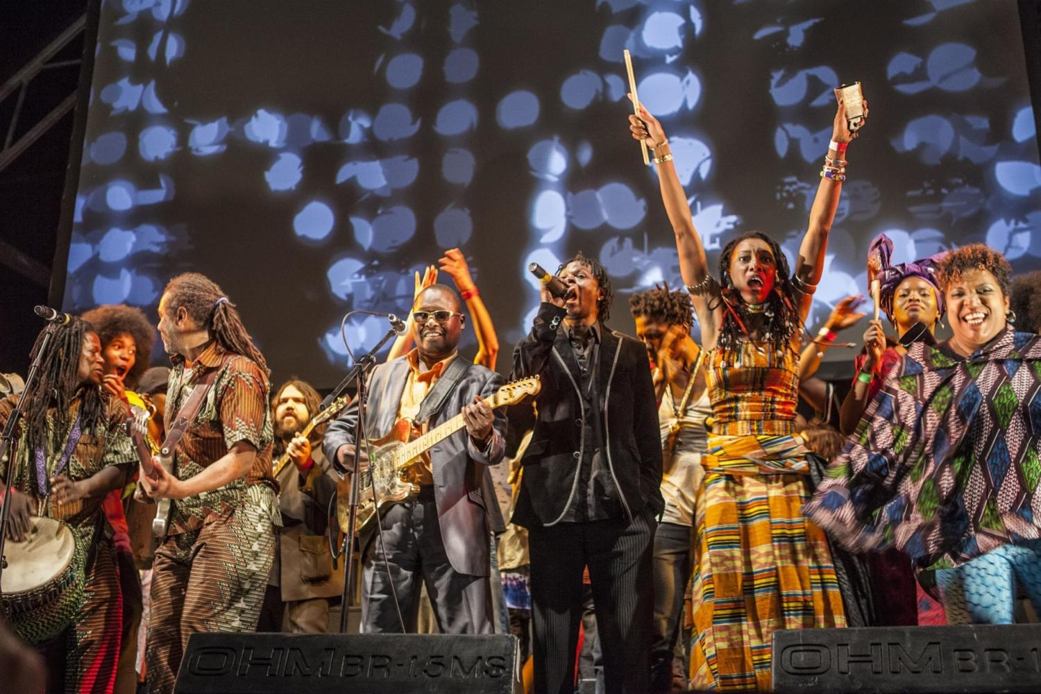 Africa Express to play Waltham Forest 'London Borough of Culture' event
