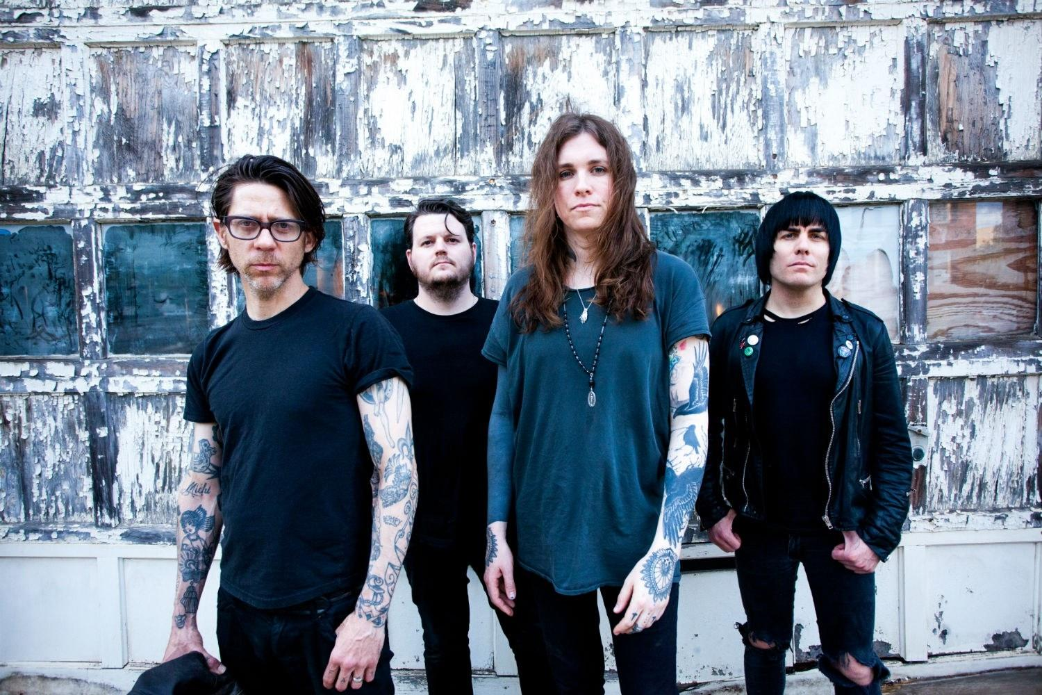 Against Me! share new video for 'Haunting, Haunted, Haunts'