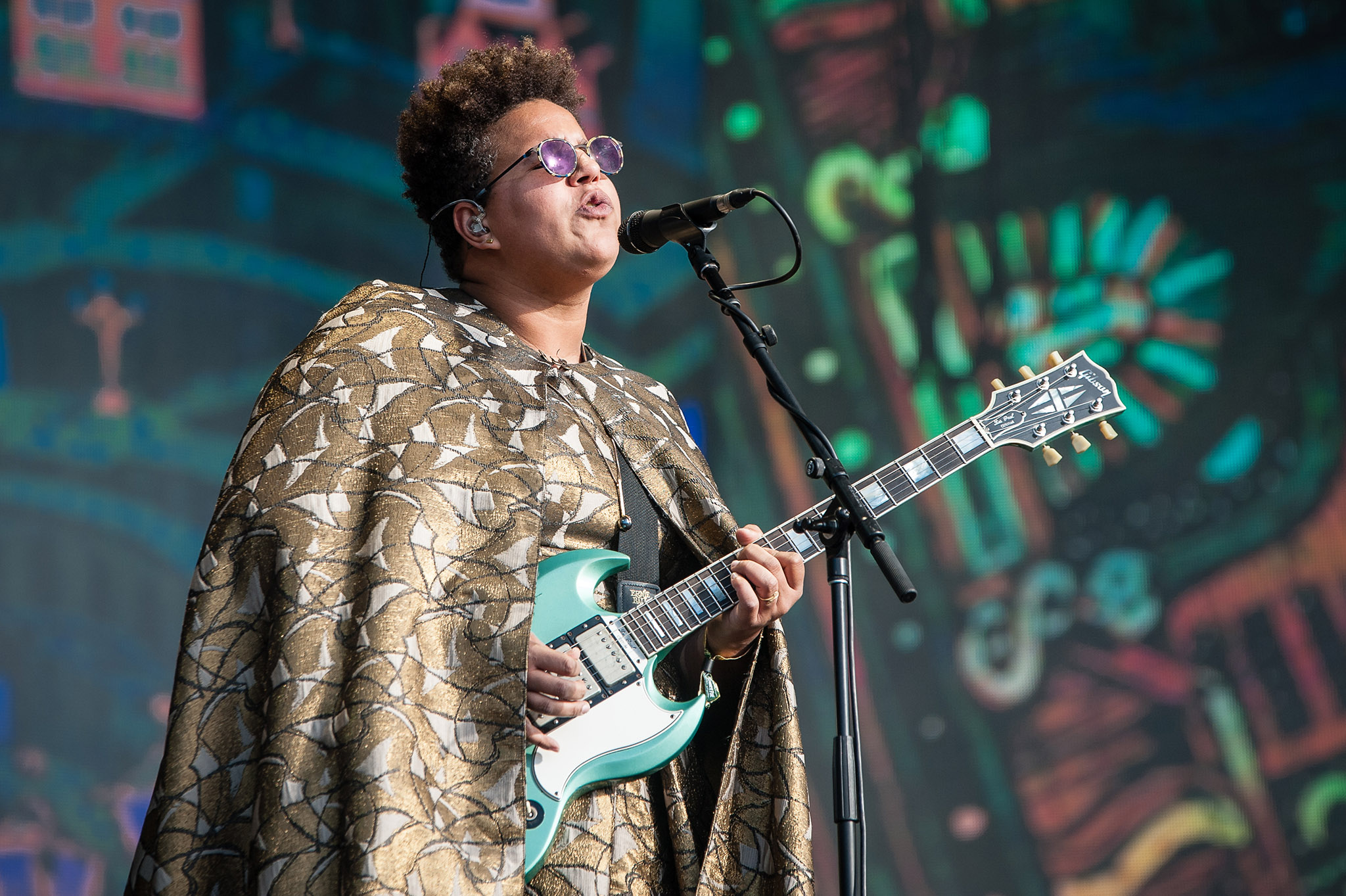 Alabama Shakes' Brittany Howard emerges with new band Bermuda Triangle