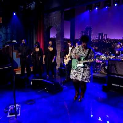 Watch Alabama Shakes bring 'Don't Wanna Fight' to Letterman