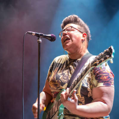 Watch Alabama Shakes play 'Gimme All Your Love' and 'Future People' on Conan