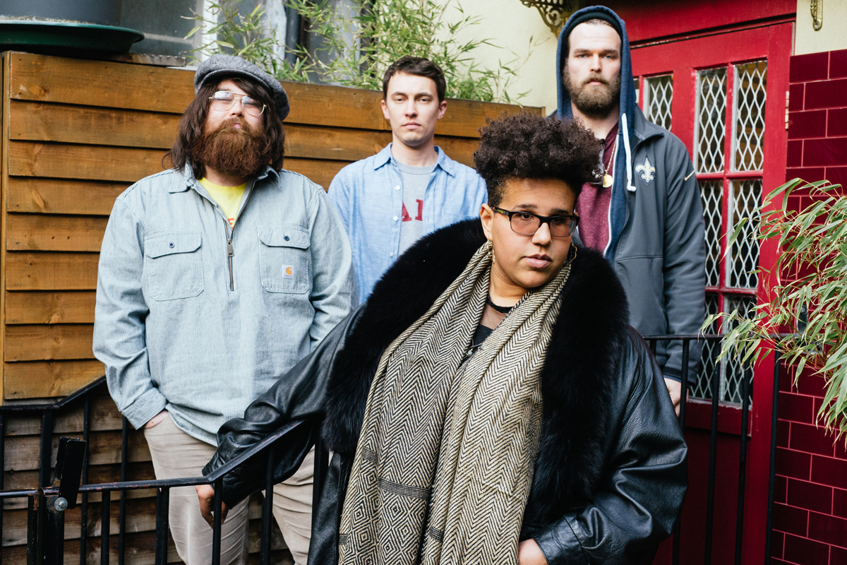 "Alabama Shakes: ""I don't know how people are going to react when it's released, really"""