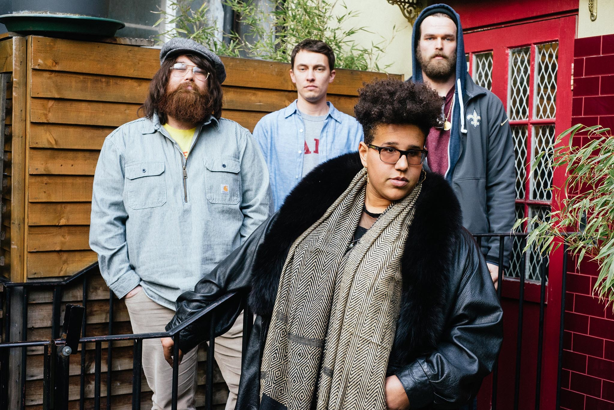 Watch Alabama Shakes play 'Always Alright' at Lollapalooza