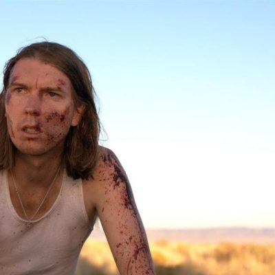 Alex Cameron lets the credits roll in the video for 'Politics of Love'