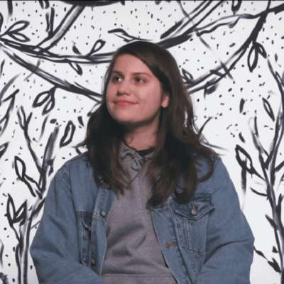 Alex Lahey gets her collage on in the 'I Haven't Been Taking Care Of Myself' video