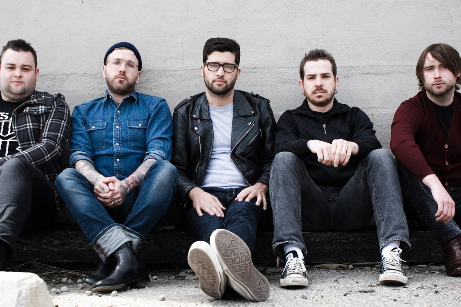 Alexisonfire officially announce reunion at Riot Fest