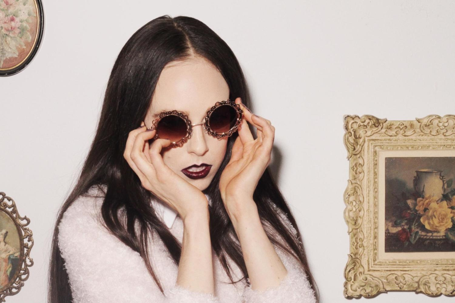 Allie X shares 'XHIBIT 1' of new 'BITCH' video