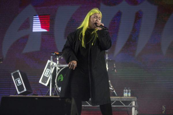 ALMA talks festival season, her stage show & Eurosonic Noorderslag