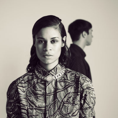 AlunaGeorge have a new video for 'I'm In Control'