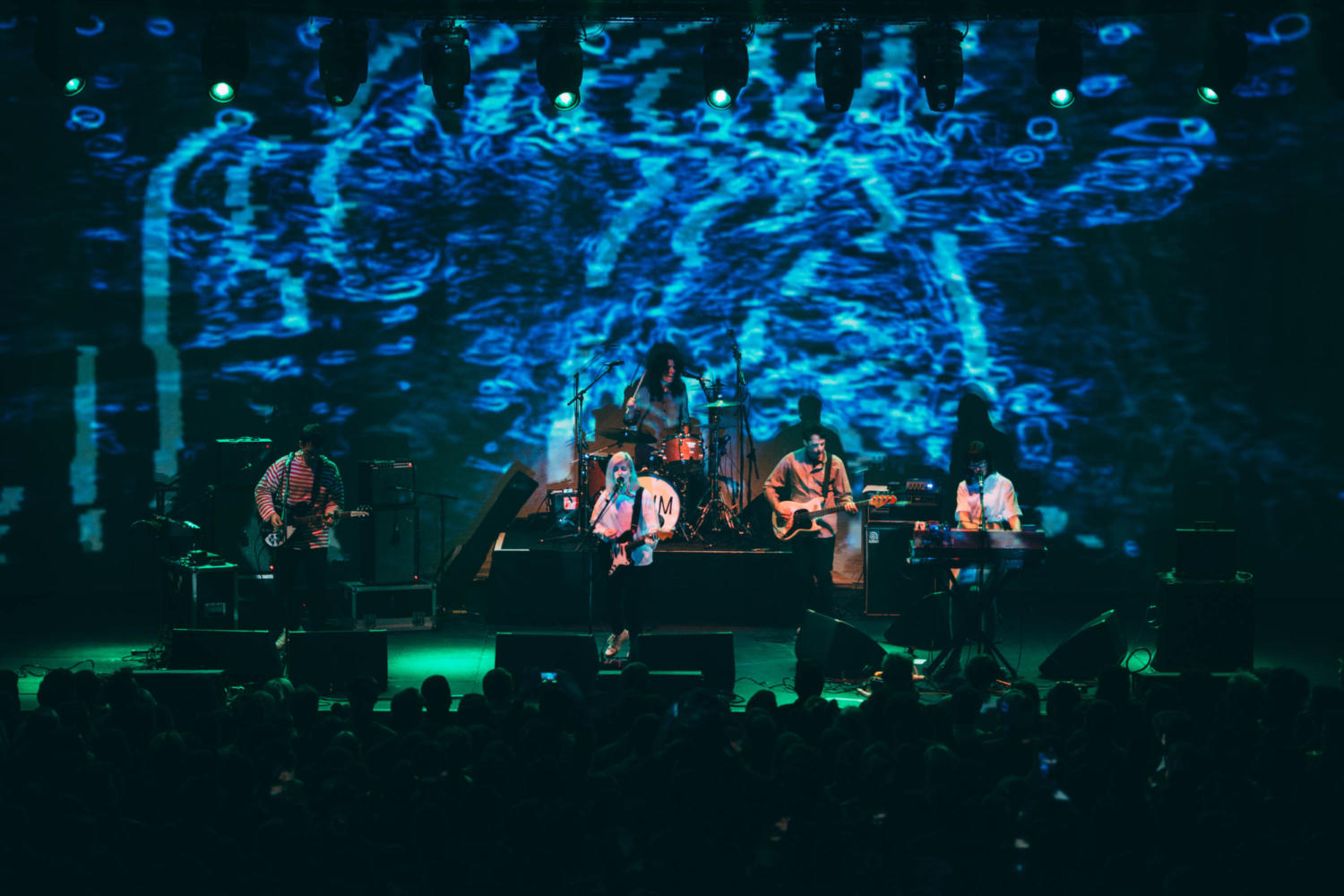 Alvvays, Roundhouse, London