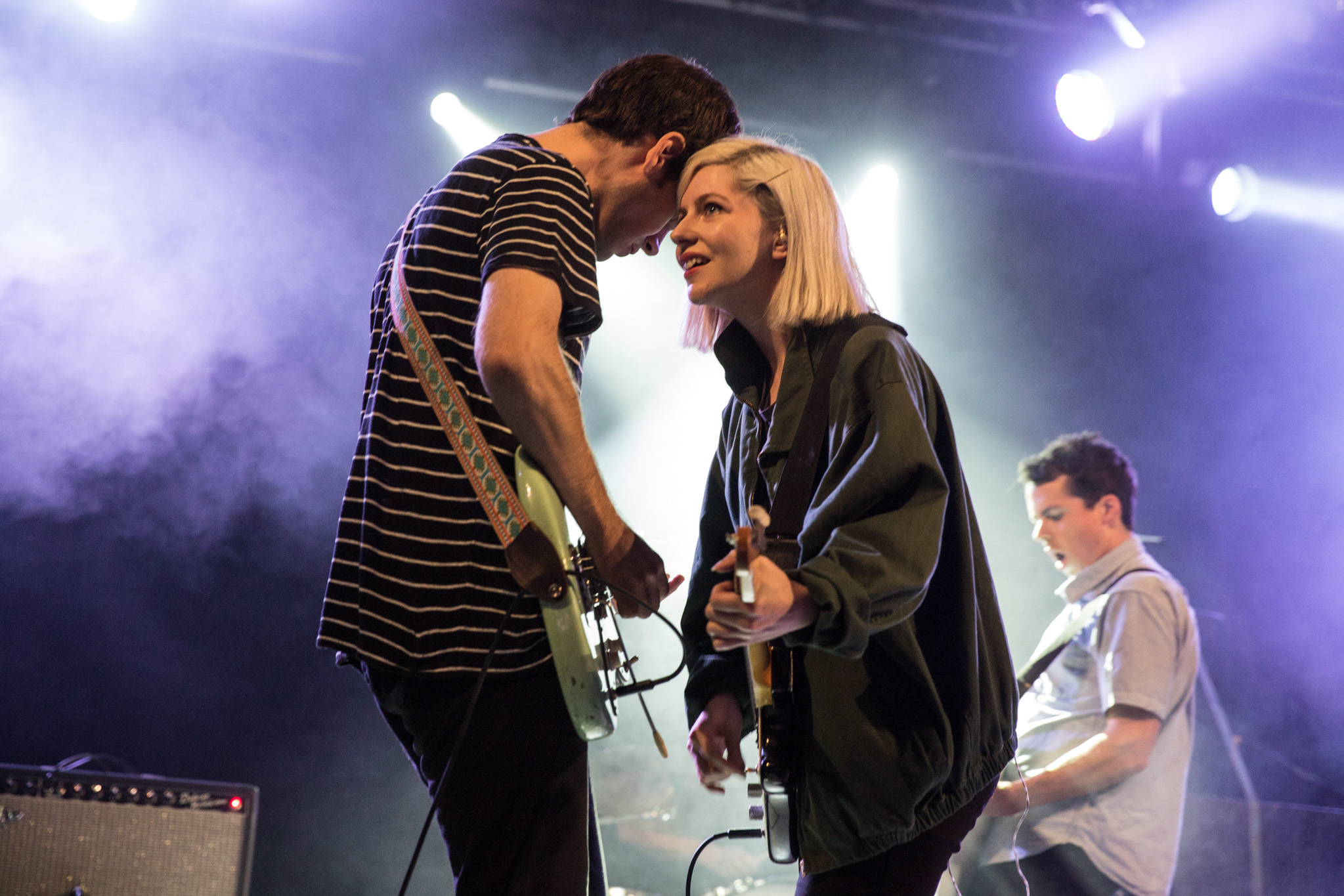 Alvvays bring new airings and ballroom dancing to Reading 2015