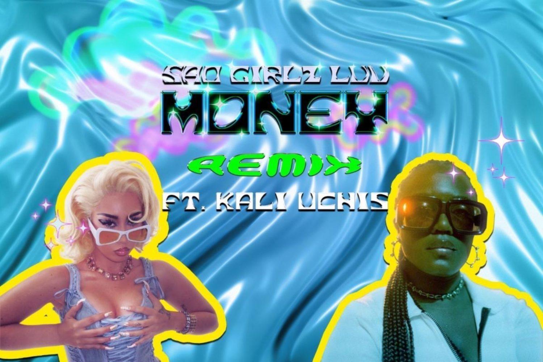 Amaarae teams up with Kali Uchis for 'SAD GIRLZ LUV MONEY' remix