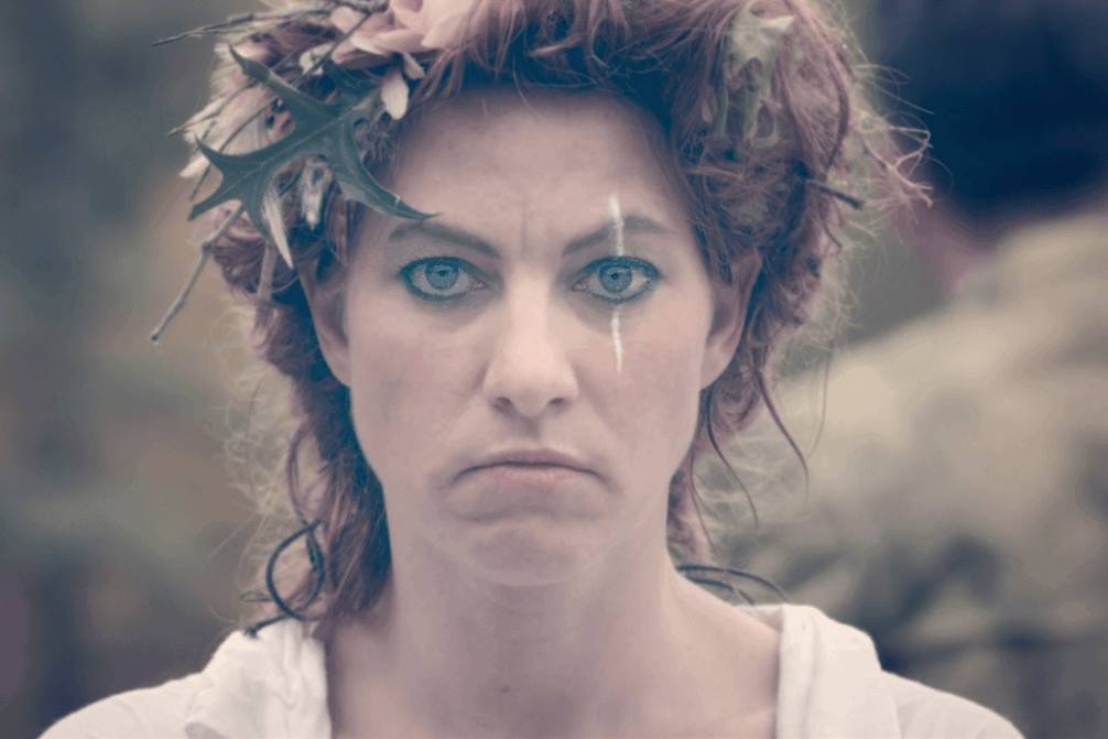 Amanda Palmer shares a video for 'Mother'