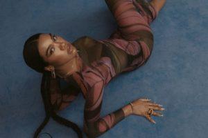 Amber Mark announces debut album 'Three Dimensions Deep'