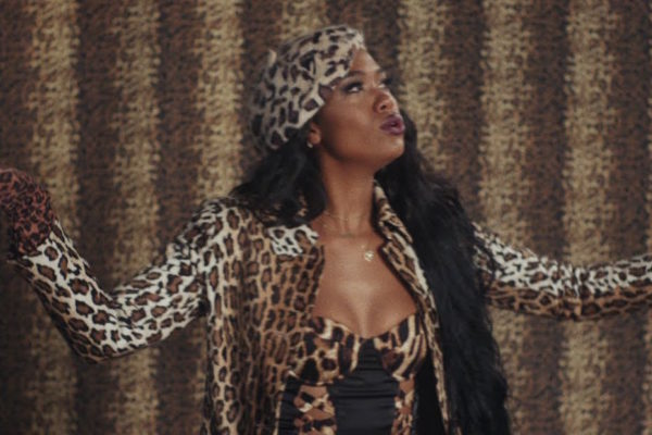 Amber Mark hits the town in 'Put You On' video ft DRAM