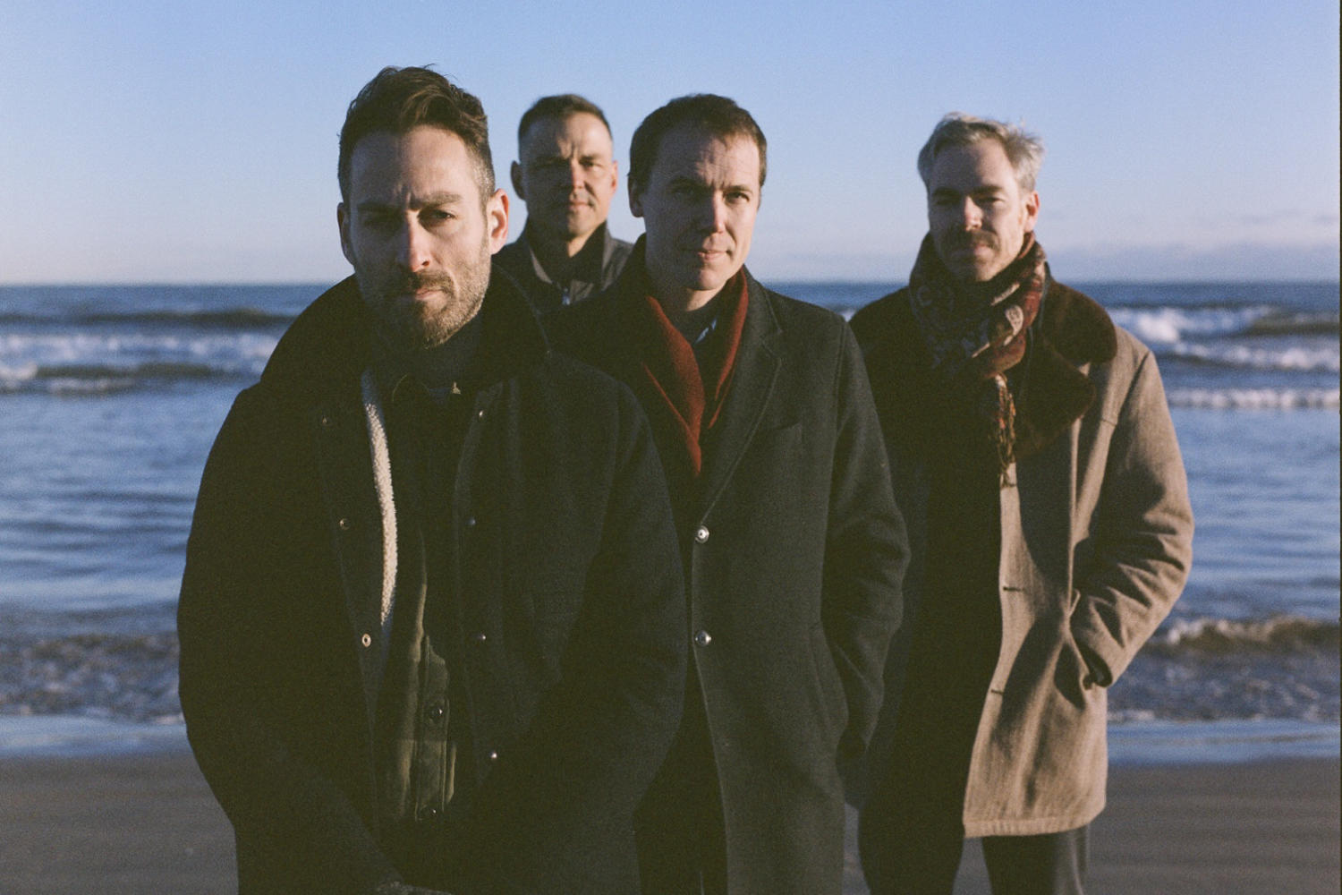 American Football share video for 'I Can't Feel You'