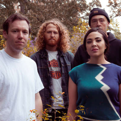 American Wrestlers get self-referential with new 'Hello, Dear' track