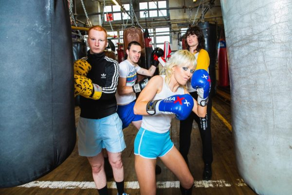 Class Of 2019: Amyl and the Sniffers