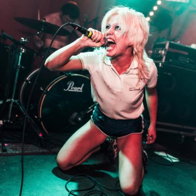 Amyl and The Sniffers to release a new track this week