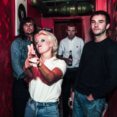 'Mon the Sniff: Amyl and the Sniffers