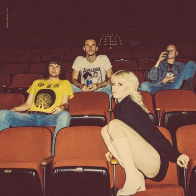 Amyl and the Sniffers Announce Debut Album 'Monsoon Rock'