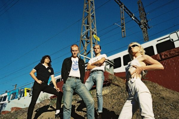 Amyl and The Sniffers release new track 'Hertz'