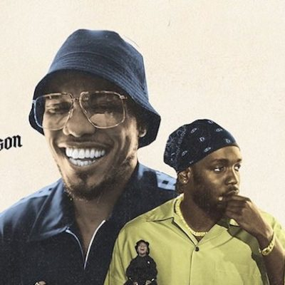 Anderson .Paak and Kendrick Lamar share 'Tints' video