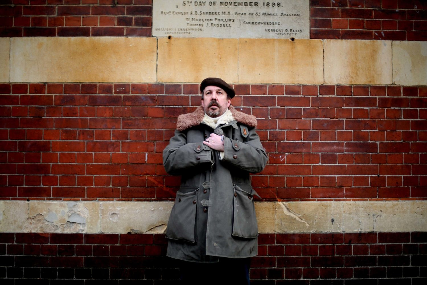 Producer Andrew Weatherall dies aged 56