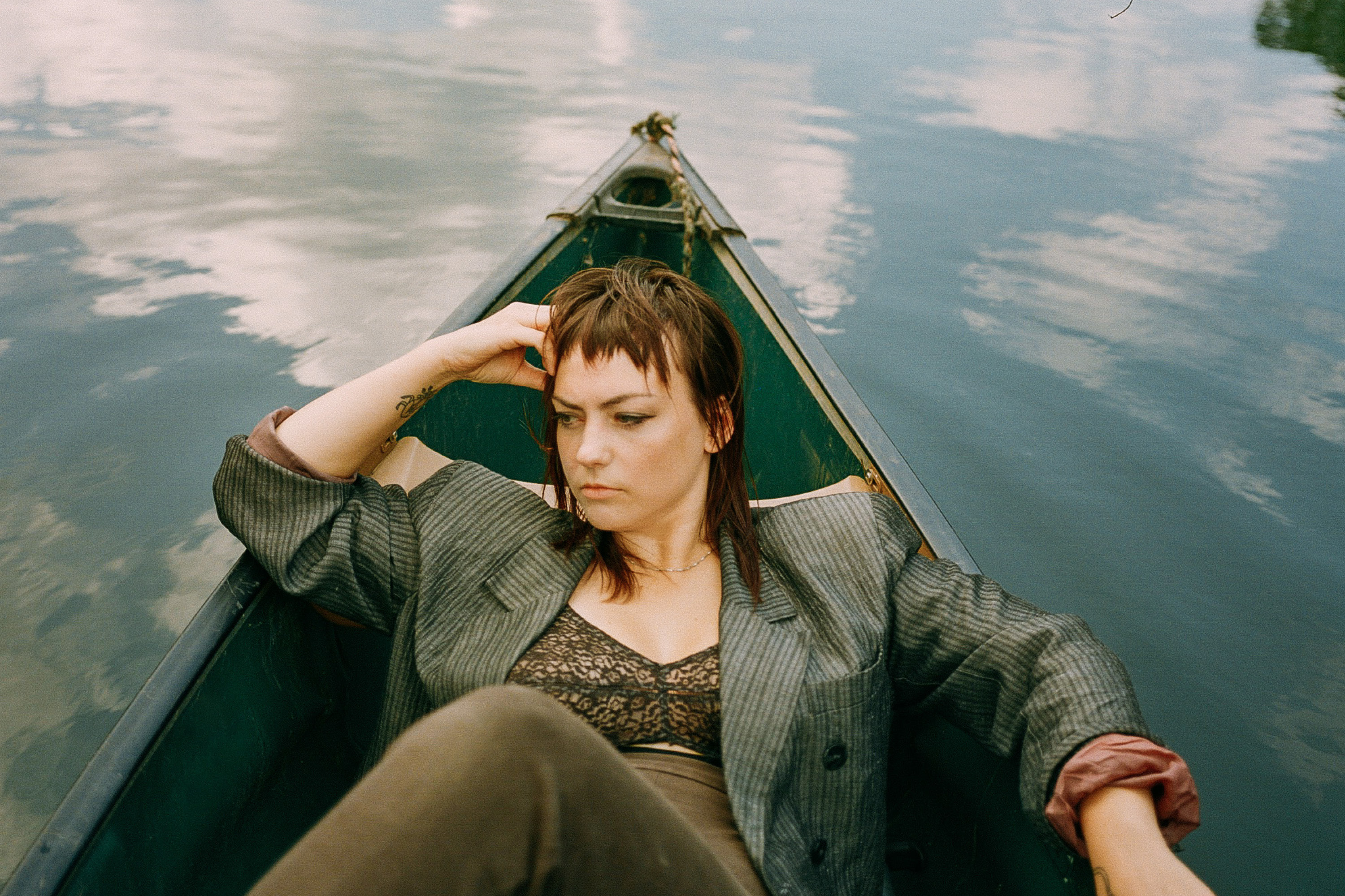 Angel Olsen unveils new track 'Waving, Smiling'