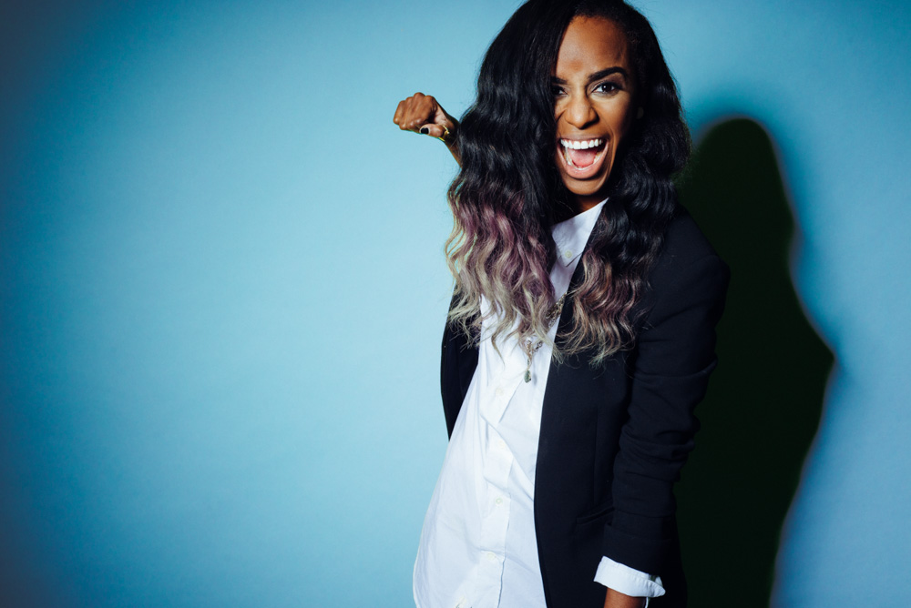 "Angel Haze: ""I Vowed To Pour My Soul In To Everything"""