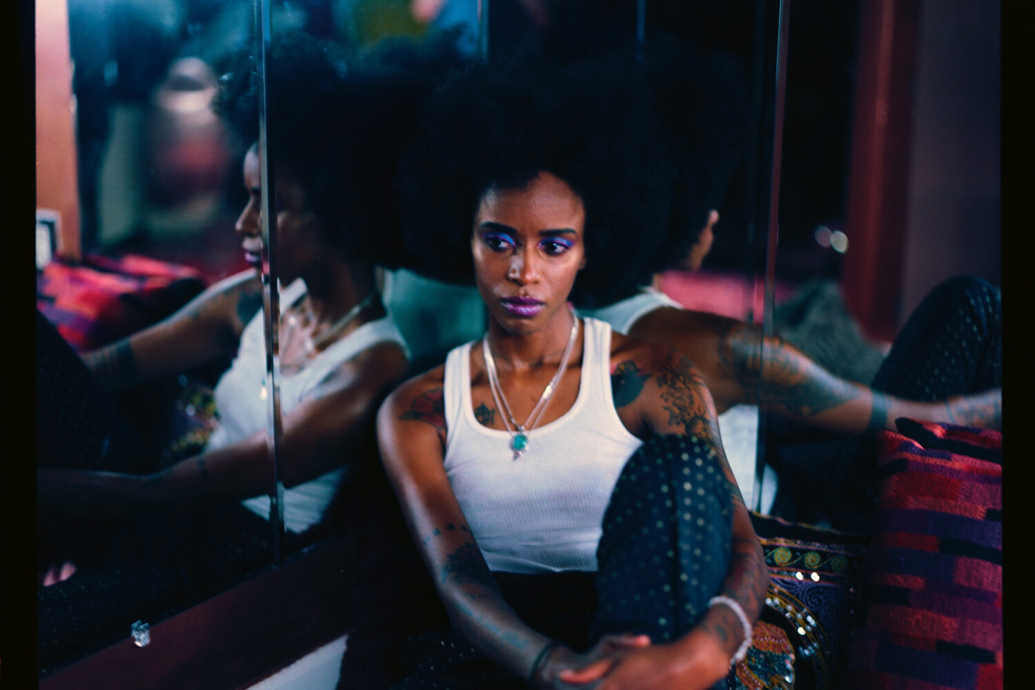 Angel Haze returns with new track 'Weight'