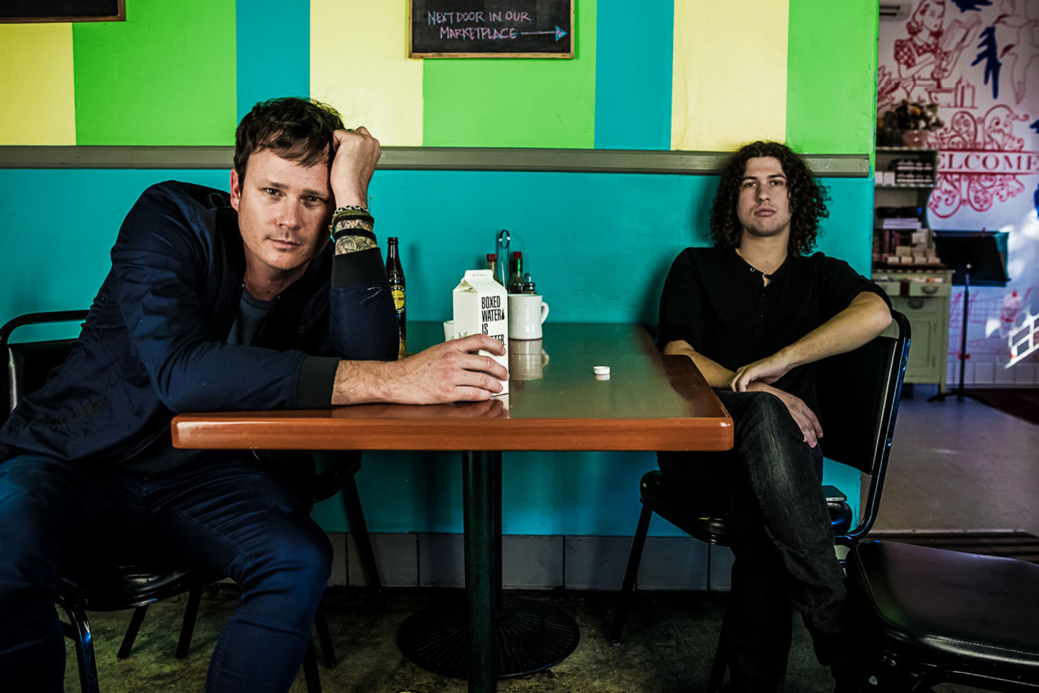 """Angels and Airwaves: """"The sum of the album's parts will create a much bigger whole"""""""