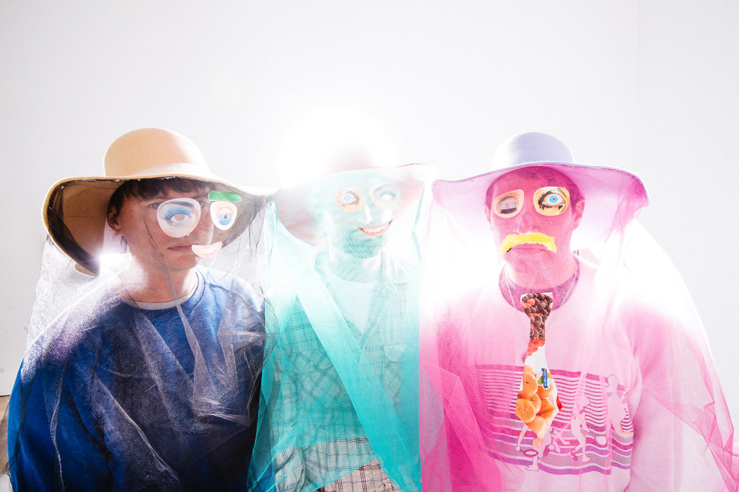 Animal Collective detail new album 'Tangerine Reef', share 'Hair Cutter'
