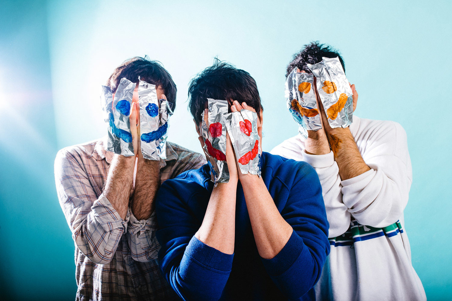 Animal Collective share 'Gnip Gnop' and 'Hounds of Bairro'