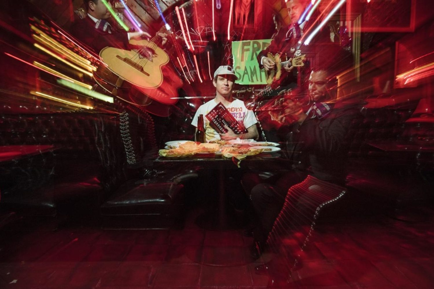 Avey Tare has lined up some UK and Ireland tour dates