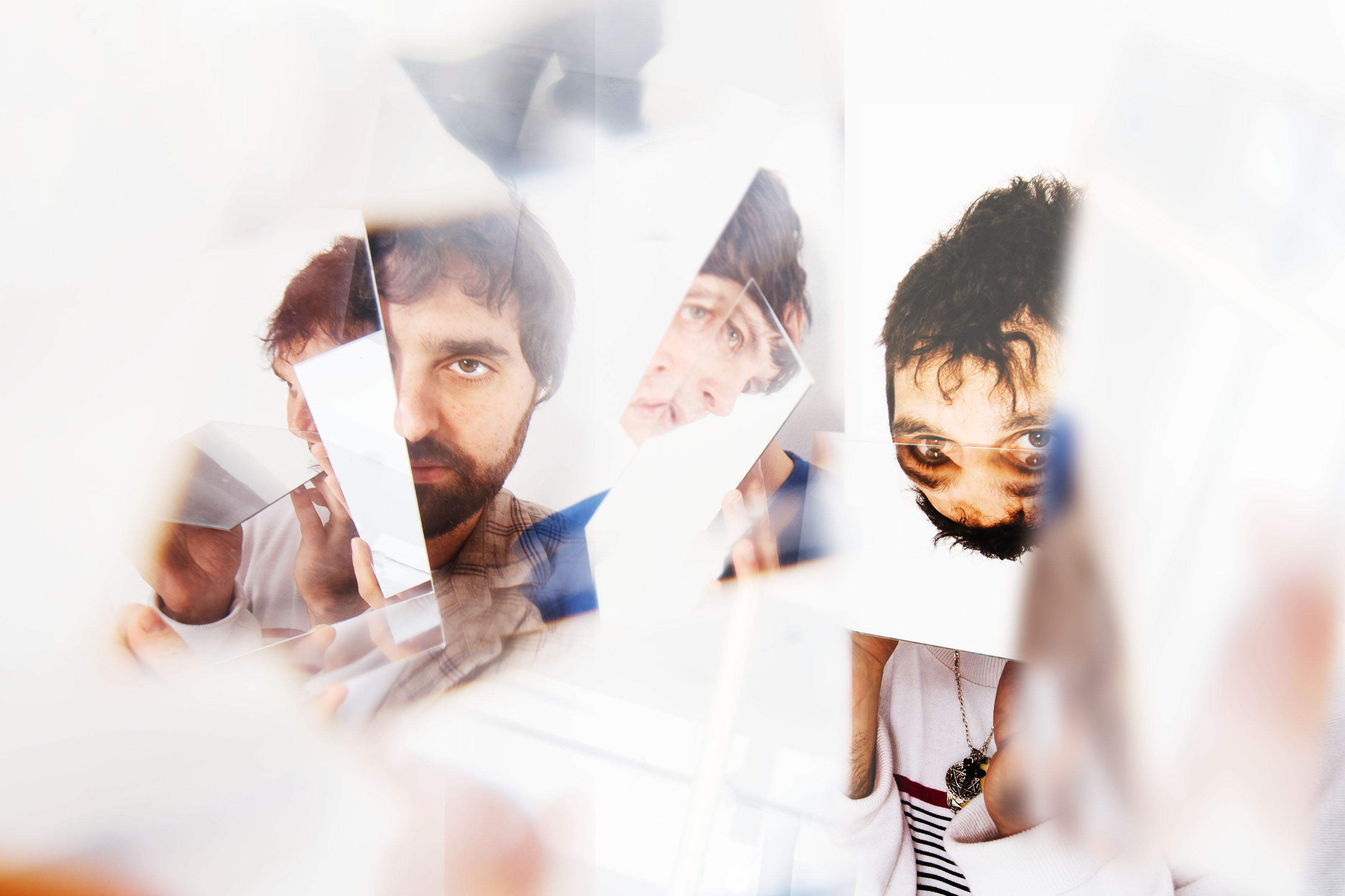 "Animal Collective in the studio: ""We used the word punchy, we wanted a physical space"""