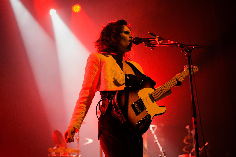 Anna Calvi, Ritz, Manchester