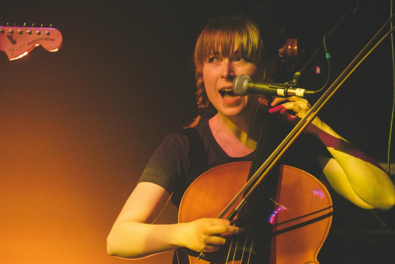 Anna Meredith, ICA, London
