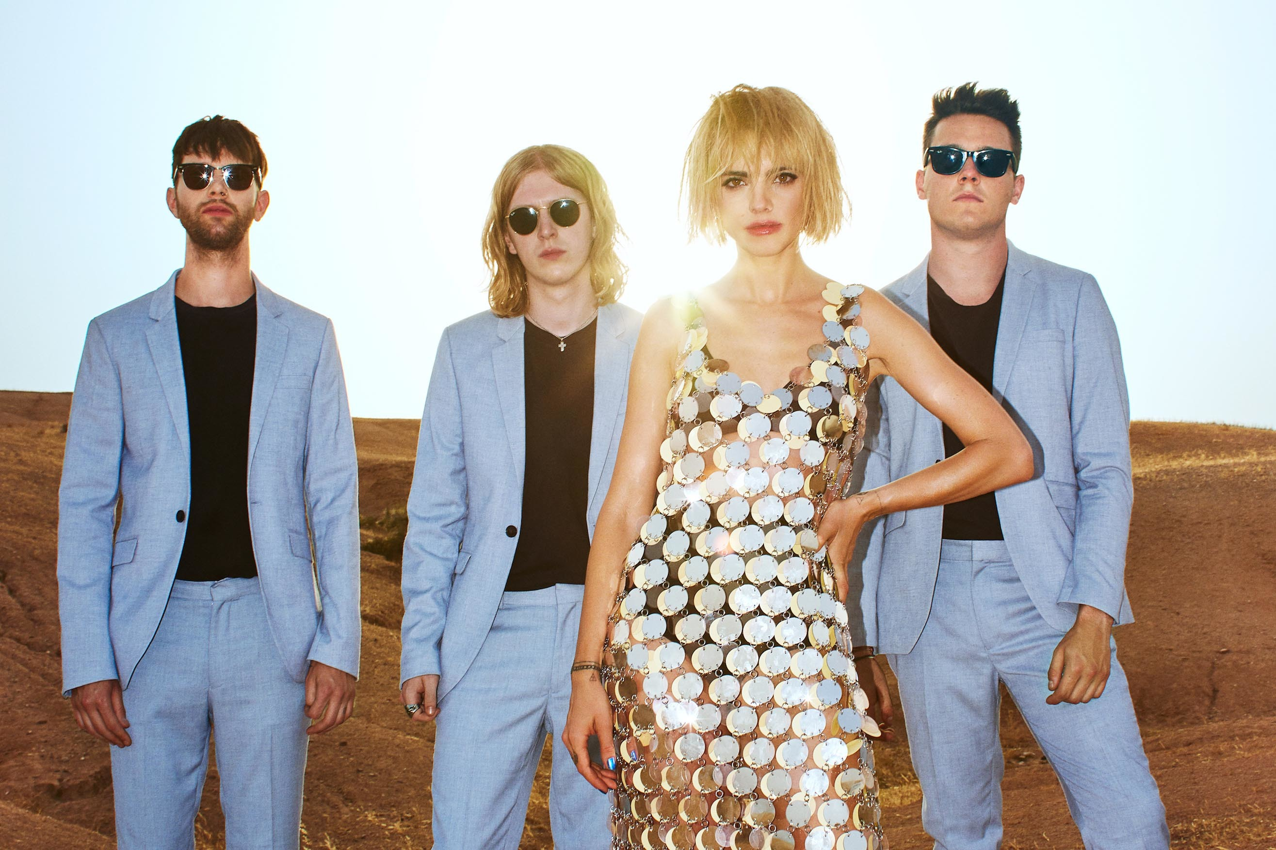 Anteros talk us through their debut album, track by track